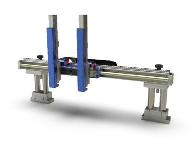 Meglio un attuatore pneumatico o un attuatore elettrico? serialpicker il robot pick and place con motori lineari