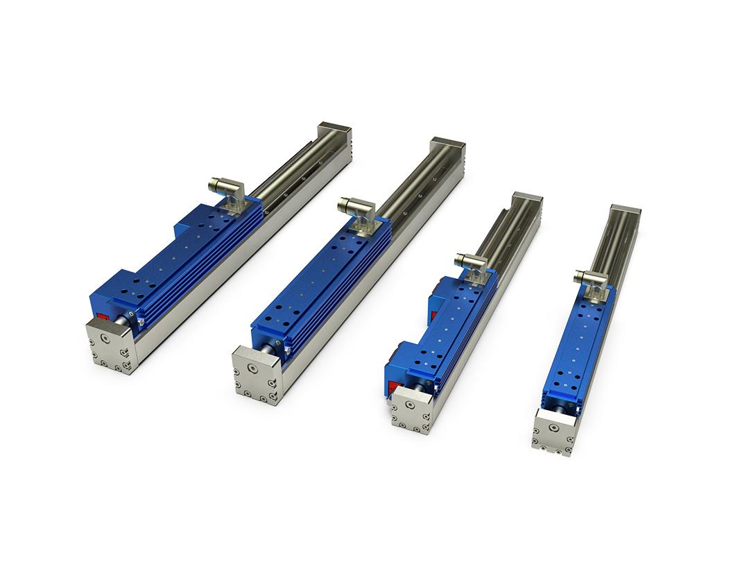 unità lineari e attuatori elettrici con motori lineari, Meglio un attuatore pneumatico o un attuatore elettrico?