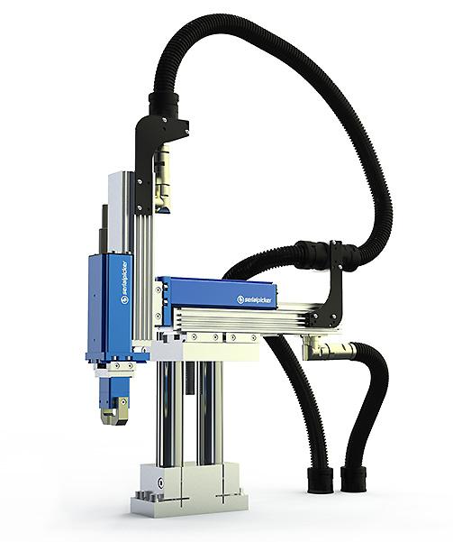 high-speed robot con motori lineari, quale taglia scegliere